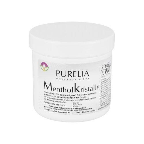 Dose Mentholkristalle